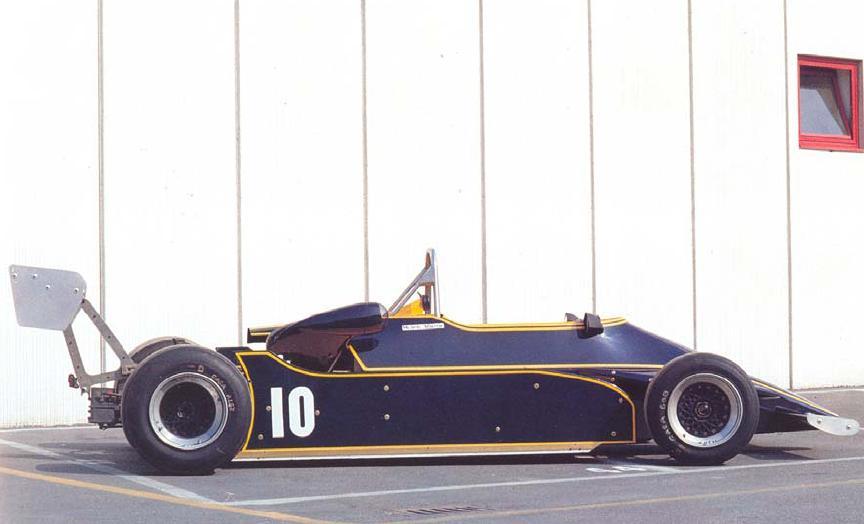Minardi GM75 1980